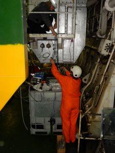 Shipboard 1